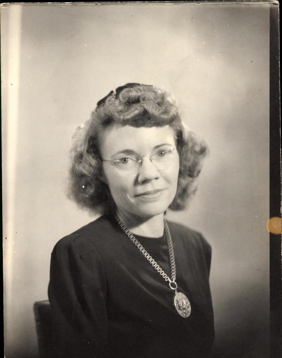 Martha Anne Rothrock Frierson: Sep 18, 1911 - Dec 1, 2007